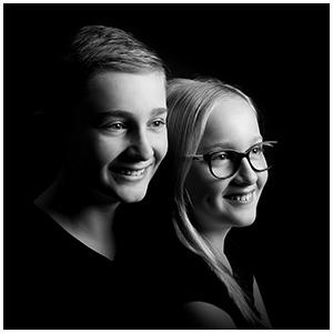 Børne portrætter Fotograf i Aarhus Viby Birgit Skou Fotografi