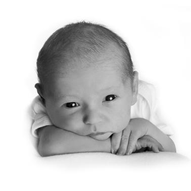 Babyfoto Newborn Fotograf i Viby Aarhus Birgit Skou Fotografi