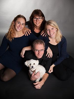 Familie Fotografering i Aarhus - Viby hos Birgit Skou Fotografi