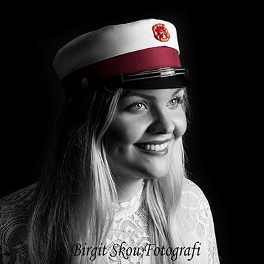 Student Portræt Fotograf Aarhus Viby Birgit Skou Fotografi 13